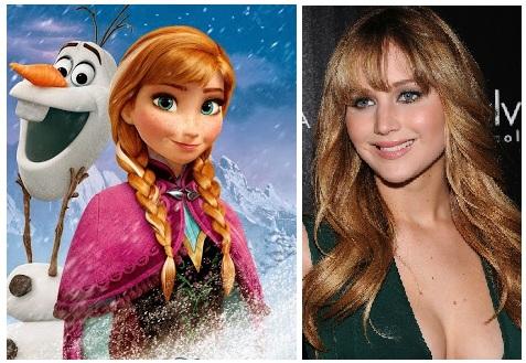 Peinado De La Princesa Anna De Frozen Hylenmaddawardscom